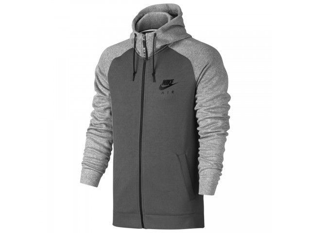 Nike Zip Through Raglan Hoodie - Мужская Кофта