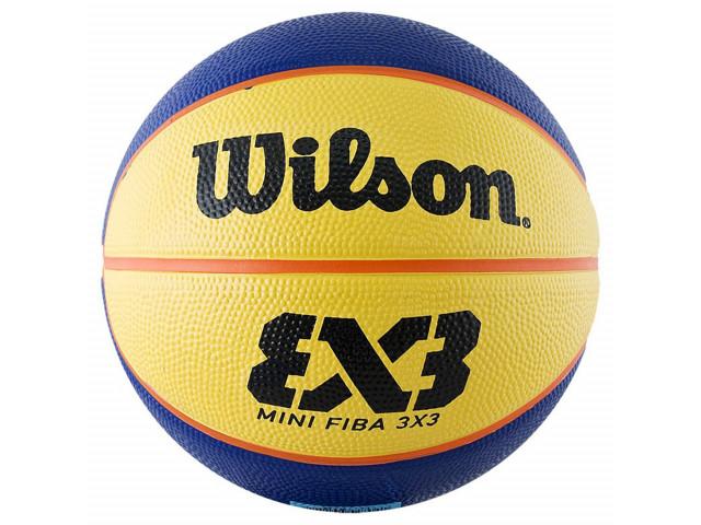 Wilson FIBA 3x3 Mini - Баскетбольный мини-мяч