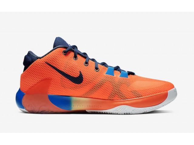 Nike Zoom Freak 1 - Баскетбольные Кроссовки