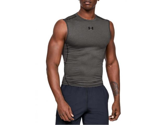 Under Armour Heatgear Compression SL Shirt - Компрессионная Майка