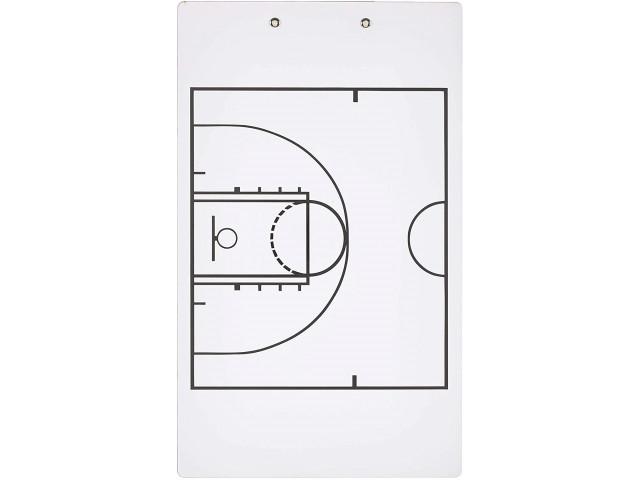 Murray Dry Erase Double-Sided Basketball Coaches Clipboard - Баскетбольная Тренерская Доска