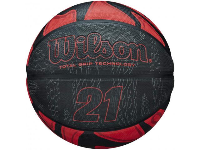 Wilson 21 Series Total Grip - Универсальный баскетбольный мяч