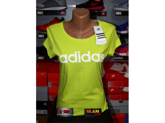 Adidas Ess Brd Tee - Футболка Женская