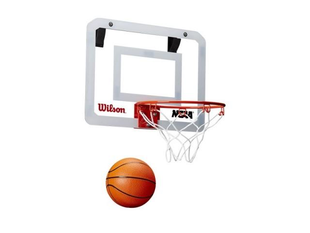 Wilson NCAA Pro Mini Hoop - Навесное Баскетбольное Мини-Кольцо