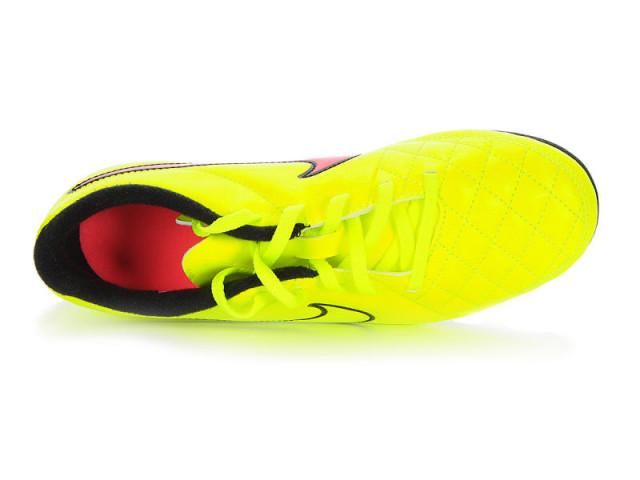 Nike Jr Tiempo Rio II Fg-R - Детские Футбольные Копачки