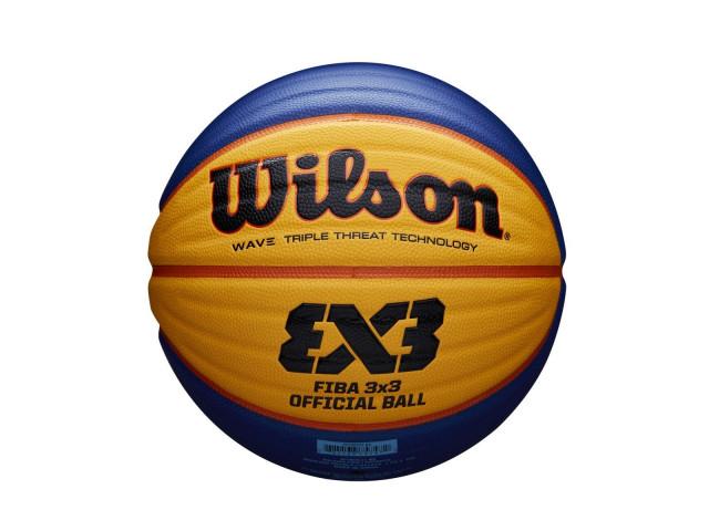 Wilson FIBA 3X3 Official Game Ball - Мяч для стритбола