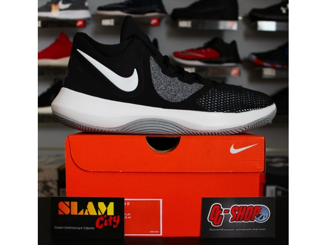 Nike Air Precision II - Баскетбольные Кроссовки