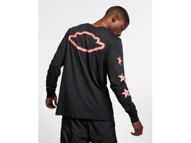 Air Jordan City Of Flight Long-Sleeve T-Shirt - Мужская Кофта