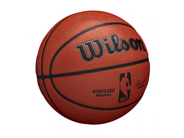 Wilson NBA Authentic Series Indoor Outdoor - Универсальный Баскетбольный Мяч