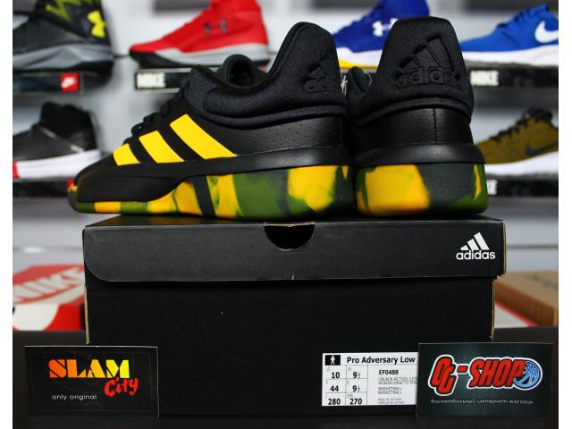 Adidas Pro Adversary Low 2019 - Баскетбольные Кроссовки