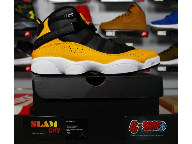 Air Jordan 6 Rings - Баскетбольные Кроссовки