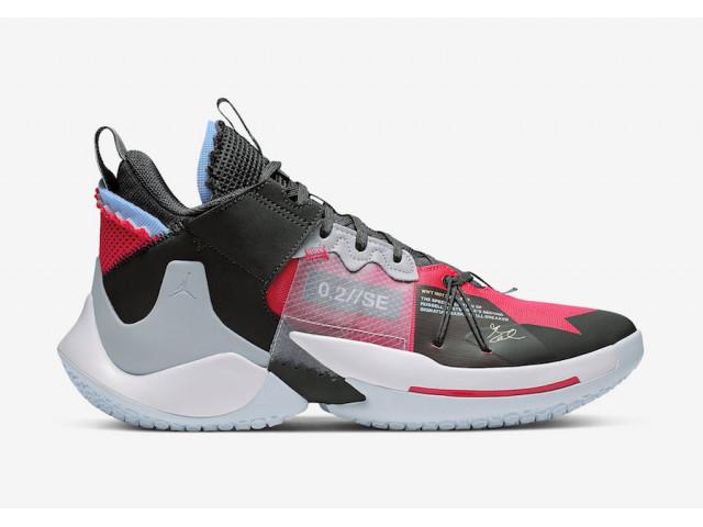 Air Jordan Why Not Zer0.2 - Баскетбольные Кроссовки