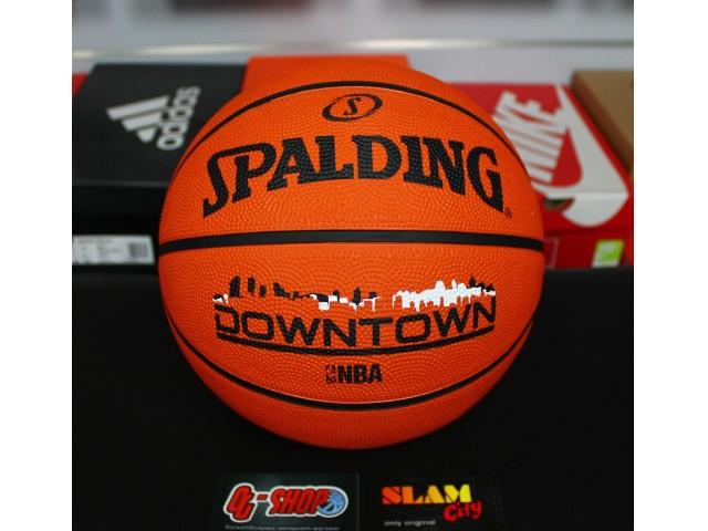 Spalding NBA Downtown - Универсальный Баскетбольный Мяч