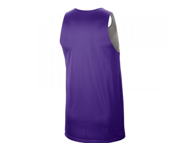 Nike Los Angeles Lakers Reversible Tank Standard Issue Courtside - Двухсторонняя Баскетбольная Майка
