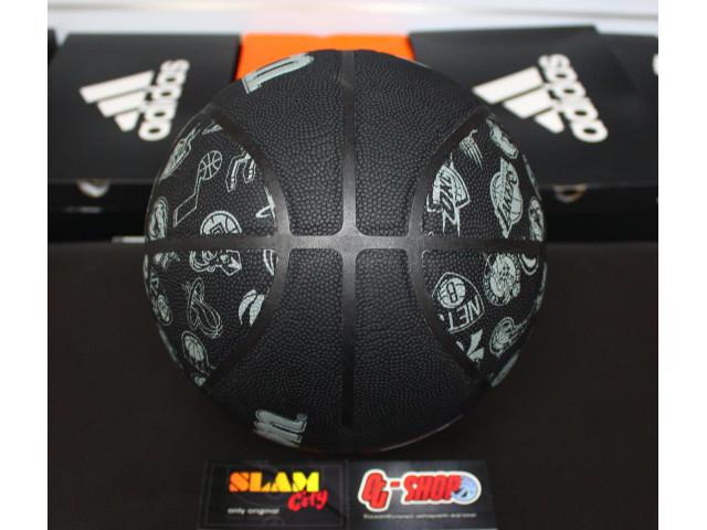 Wilson NBA All Team Basketball - Универсальный Баскетбольный Мяч